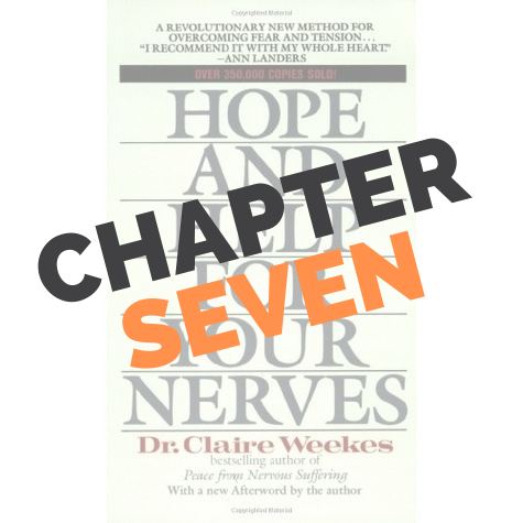 Hope and Help For Your Nerves Chapter 7