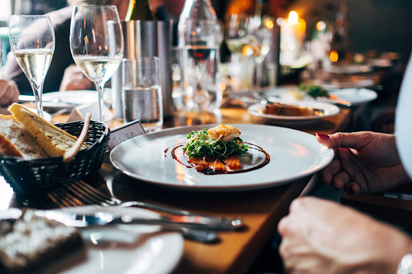 Dealing With Anxiety – Dining Out and Social Situations