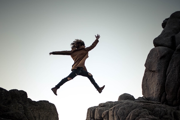 EP 058 – Dealing With Anxiety, Panic and Agoraphobia – Taking A Leap Of Faith