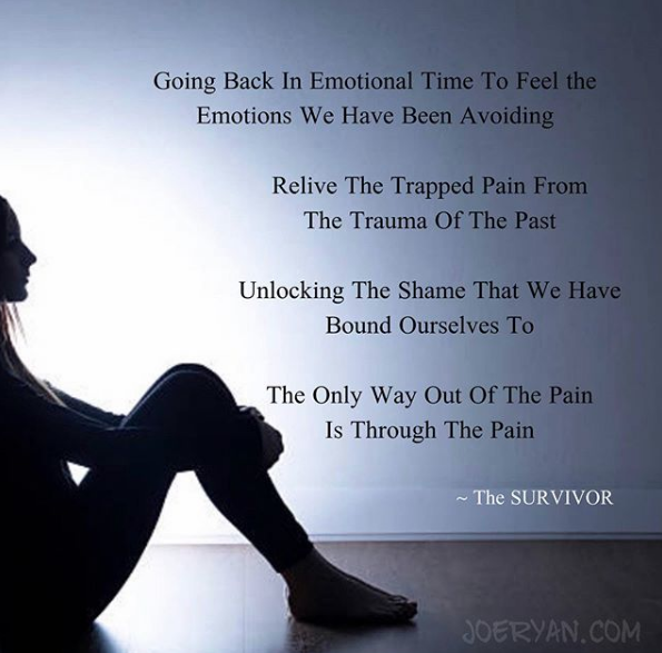 EP 074 – Why Trauma and Pain Do NOT Have to Ruin Your Day