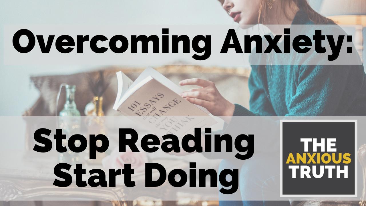 EP 082 – Stop Reading.  Start Doing.