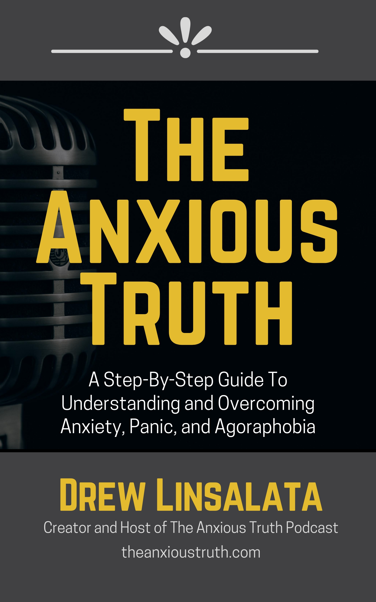 The Anxious Truth Book Cover
