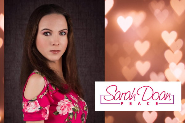 EP 113 – Sarah Doan Peace Talks Medical PTSD And Overcoming Adversity